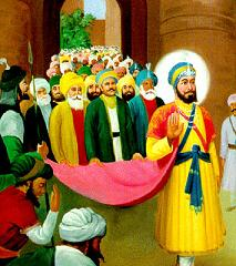 Guru Hargobind Sahib released