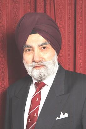 Gurmukh Singh OBE (UK)