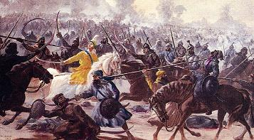 holy wars muslim vs christian essay War: a muslim perspective muslim  or holy war has underpinned muslim determination to  muslims viewed the christian settlements as alien and.